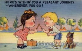 com001529 - Comic Postcard Post Card