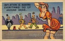 com001537 - Comic Postcard Post Card