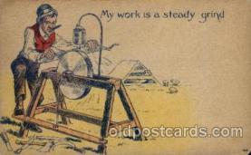 com001539 - Comic Postcard Post Card