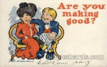 com001547 - Comic Postcard Post Card