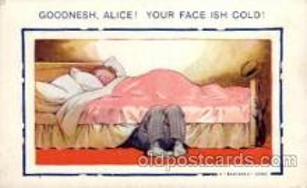 com001574 - Comic Postcard Post Card