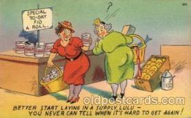 com001577 - Comic Postcard Post Card