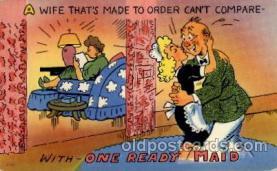 com001579 - Comic Postcard Post Card