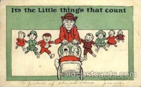 com001582 - Comic Postcard Post Card