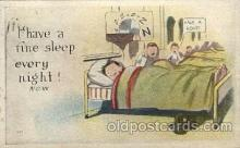 com001584 - Comic Postcard Post Card