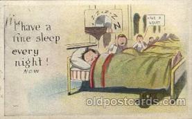 com001584 - Comic Postcard Post Card