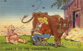 com001587 - Comic Postcard Post Card