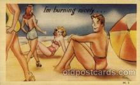 com001593 - Comic Postcard Post Card