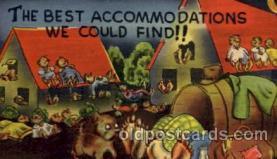 com001600 - Comic Postcard Post Card