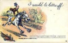 com001614 - Comic Postcard Post Card