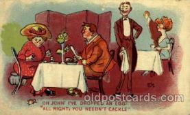 com001615 - Comic Postcard Post Card