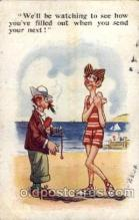 com100003 - Comic Postcard Post Card
