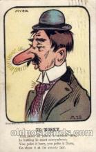 com100012 - Comic Postcard Post Card