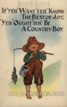 com100018 - Comic Postcard Post Card
