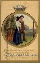com100025 - Comic Postcard Post Card