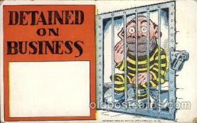 com100037 - Comic Postcard Post Card