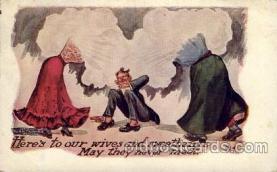 com100038 - Comic Postcard Post Card