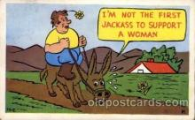 com100064 - Comic Postcard Post Card