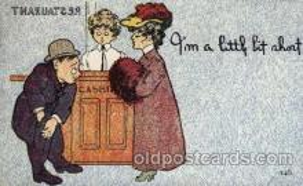 com100073 - Comic Postcard Post Card