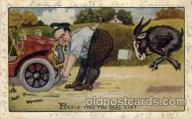 com100075 - Comic Postcard Post Card