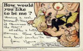 com100077 - Comic Postcard Post Card
