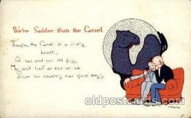 com100084 - Comic Postcard Post Card