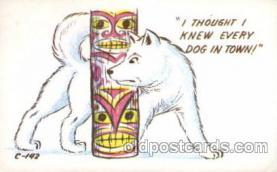 com100095 - Comic Postcard Post Card