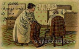 com100097 - Comic Postcard Post Card