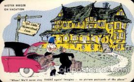 com100098 - Comic Postcard Post Card