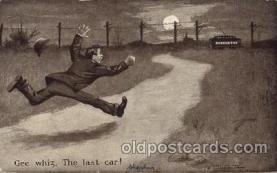 com100100 - Comic Postcard Post Card