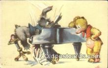com100147 - Comic Comical Postcard Post Card Old Vintage Antique