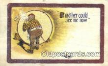 com100149 - Comic Comical Postcard Post Card Old Vintage Antique