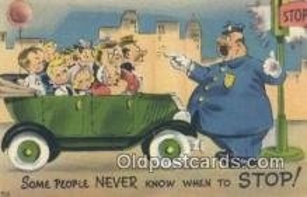 com100172 - Comic Comical Postcard Post Card Old Vintage Antique