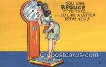 com100185 - Comic Comical Postcard Post Card Old Vintage Antique