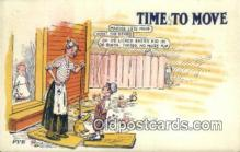 com100186 - Comic Comical Postcard Post Card Old Vintage Antique