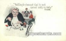 com100202 - Comic Comical Postcard Post Card Old Vintage Antique