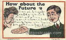 com100218 - Comic Comical Postcard Post Card Old Vintage Antique