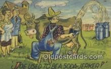 com100256 - Comic Comical Postcard Post Card Old Vintage Antique