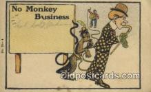 com100259 - Comic Comical Postcard Post Card Old Vintage Antique