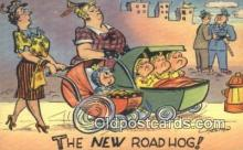 com100262 - Comic Comical Postcard Post Card Old Vintage Antique