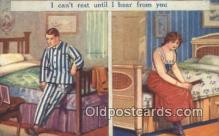 com100296 - Comic Comical Postcard Post Card Old Vintage Antique
