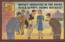 com100298 - Comic Comical Postcard Post Card Old Vintage Antique