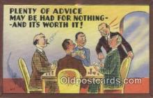 com100299 - Comic Comical Postcard Post Card Old Vintage Antique