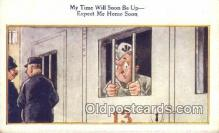 com100310 - Comic Comical Postcard Post Card Old Vintage Antique