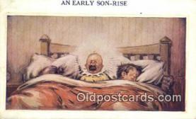 com100322 - Comic Comical Postcard Post Card Old Vintage Antique