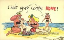 com100344 - Comic Comical Postcard Post Card Old Vintage Antique