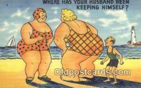 com100362 - Comic Comical Postcard Post Card Old Vintage Antique