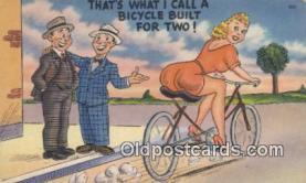 com100363 - Comic Comical Postcard Post Card Old Vintage Antique