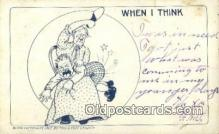 com100372 - Comic Comical Postcard Post Card Old Vintage Antique