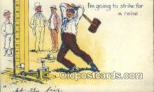 com100373 - Comic Comical Postcard Post Card Old Vintage Antique